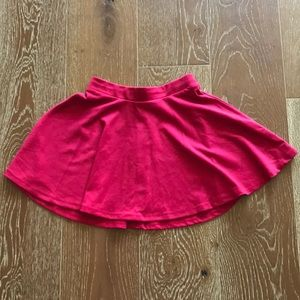 Dresses & Skirts - Red Skirt